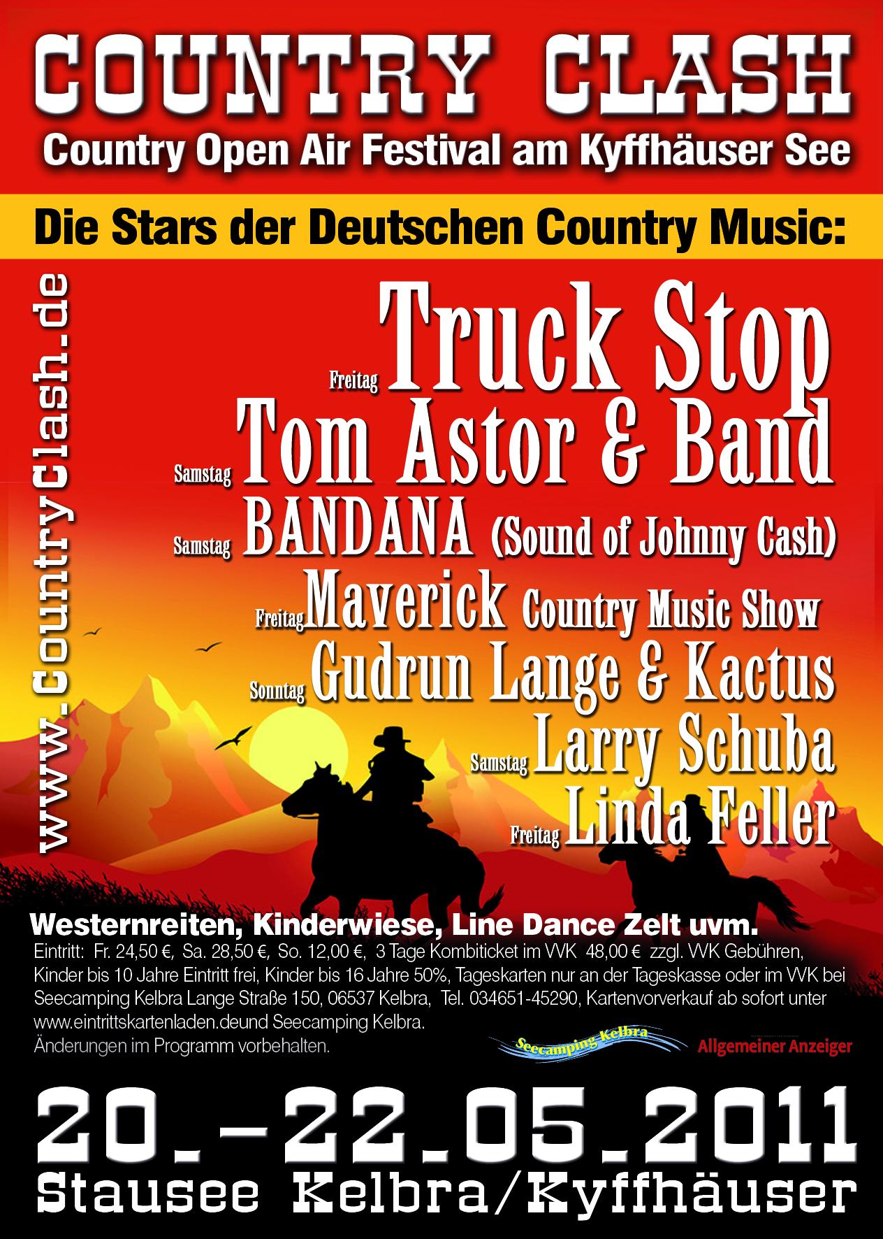 Countryband24.de - Country Clash
